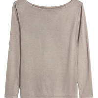 H&M Boat-neck Top $14.99