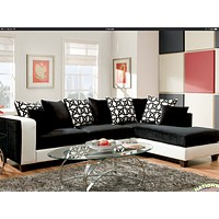 Connie Sectional by HD Furniture