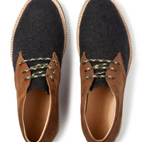 Thorocraft Dark Brown Harloe Shoe