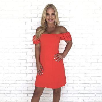 Simple Kind of Love Red Dress
