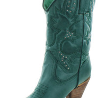 Very Volatile Denver Women's Western Cowboy Boots Cowgirl
