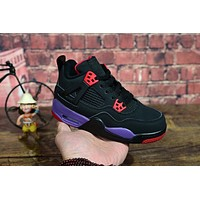 Air Jordan 4 ¡°Raptors¡± Kid Shoes