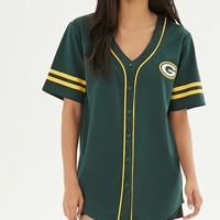 NFL Packers Baseball Jersey