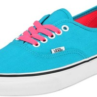 Vans Authentic shoes turquoise pink