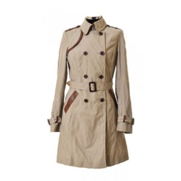 Esprit Collection Blended Cotton Trench Coat
