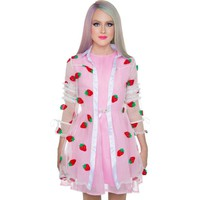 Strawberry Pie Sheer | TRENCH