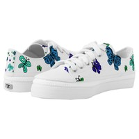 Butterfly BLOOM Low-Top Sneakers