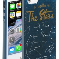 Women's kate spade new york 'in the stars' iPhone 5 & 5s case