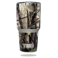 Protective Vinyl Skin Decal for YETI 30 oz Rambler Tumbler wrap cover sticker skins Tree Camo DECAL ONLY