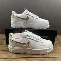 Morechoice Tuhy Nike Air Force 1 Pixel SE Leopard Low Sneakers Casual Skaet Shoes DH9632-101