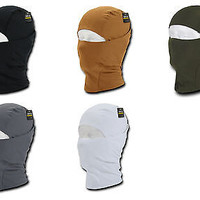 BALACLAVA LIGHTWEIGHT FACE MASK HOOD MILITARY TACTICAL NINJA GAITER RAPDOM T34