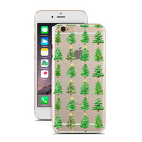 Christmas Tree - Christmas Gift - Chirstmas Idea - Winter - Super Slim - Printed Case for iPhone - S043