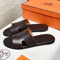 Boys & Men Hermes Fashion Casual Slipper Shoes