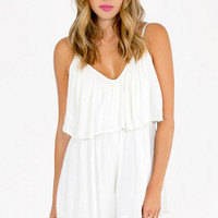Lovecat Carefree Playsuit $55