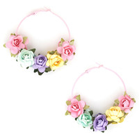 To Wreath Her Own Earrings | Mod Retro Vintage Earrings | ModCloth.com