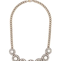 Pearl Halo Collar