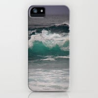waves iPhone Case by Marianna Tankelevich   Society6