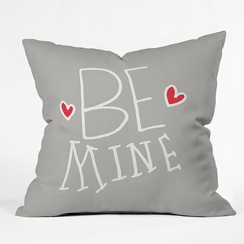 Allyson Johnson My love Outdoor Throw Pillow