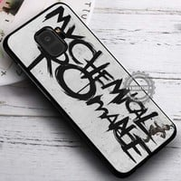 My Chemical Romance Black Parade iPhone X 8 7 Plus 6s Cases Samsung Galaxy S9 S8 Plus S7 edge NOTE 8 Covers #SamsungS9 #iphoneX
