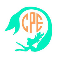 Mermaid Monogram - Mermaid Decal - Two or One Color - Mermaid Decal for Jeep Yeti Car Laptop And More!