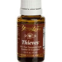 Thieves Young Living 100% pure essential oil