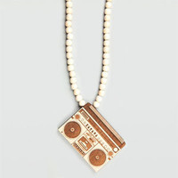 GOODWOOD NYC Boombox Necklace 195773423   Necklaces   Tillys.com