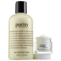 Sephora: philosophy : Purity + Renewed Hope In A Jar Duo : skin-care-sets-travel-value