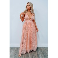 RESTOCK: The Most Wanted Maxi: Dusty Pink