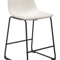 Smallart Counter Chair Distressed White