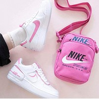 Nike Air Force 1 Hot Sale Women's Casual Colorblock Sneakers Shoes