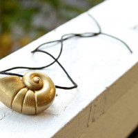 Shell Necklace, inspired by Ursula's Necklace from The Little Mermaid