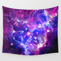Galaxy. Wall Tapestry by Matt Borchert