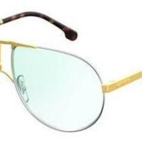 Carrera - 1109 Matte Palladium Gold Eyeglasses / Demo Lenses