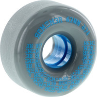 Remember Peewee 62mm 82a Charcoal Longboard Wheels