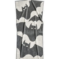 Jacquard-weave Bath Towel - from H&M