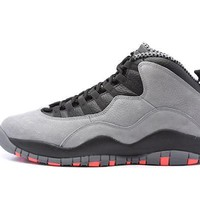 Best Deal Online Air Jordan 10 Retro 'Cool Grey'