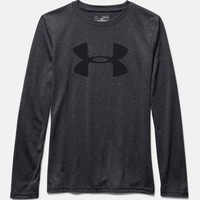 Boys' UA Big Logo Long Sleeve T-Shirt | Under Armour US