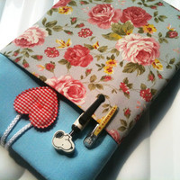 13 inch Laptop Sleeve - Macbook Air or Pro,  Custom Size for Your Laptop - Laptop Cover, Padded Sleeve Case