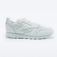Reebok Classic Mint Leather Trainers - Urban Outfitters