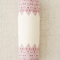 Plum & Bow Equito Henna Bolster Pillow - Urban Outfitters