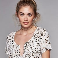 Free People Cottonwood Dress