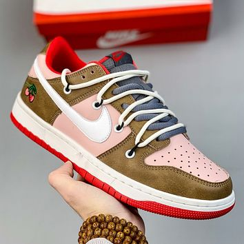 Nike SB Dunk Low OG QS Dunk series low top classic versatile casual sports board shoes