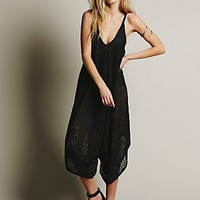 Free People Womens Be Nice Romper