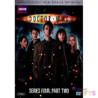 DOCTOR WHO:SERIES FOUR PART TWO
