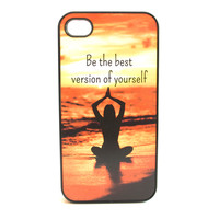 Best Version Of Yourself Phone Case