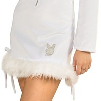 Secret Wishes Playboy Snow Bunny Costume