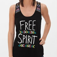 Eyeshadow Free Spirit Tank Top
