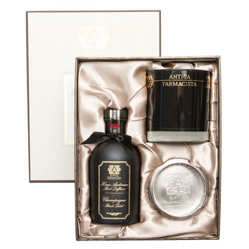 Champagne Home Ambiance Fragrance and Candle Gift Set - Limited Edition