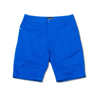 Diamond Forever Chino Short in Royal Blue - SHORTS - BOTTOMS