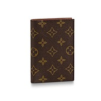 EVE Passport Cover Monogram M64502